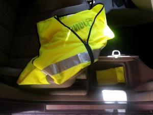 Brunzel Inhouse-Mitarbeiter Schulung: Sicherheit für Unterwegs - Warnwestenmitführpflicht