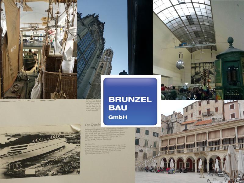 Technik und Menschheitsgeschichte – Brunzel Bau GmbH, Velten von Heiko Brunzel, Bauunternehmer