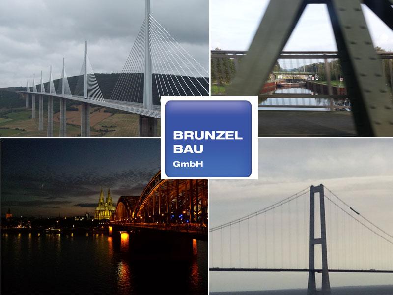Bauen zur Förderung der Kommunikation: Brückenbau - Seminarveranstaltung der Brunzel Bau GmbH aus Velten/Brandenburg